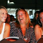 Laughter at the Newport Comedy Series