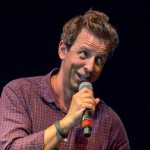 Seth Meyers at the Newport Comedy Series